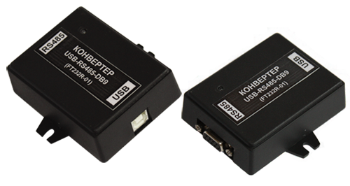 Перетворювач інтерфейсів RS485-USB